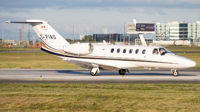 C-FIAS - Cessna 525A CitationJet 2 - Airsprint