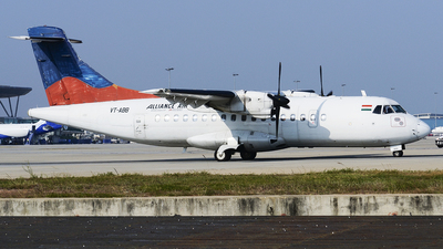 VT-ABB - ATR 42-320 - Alliance Air