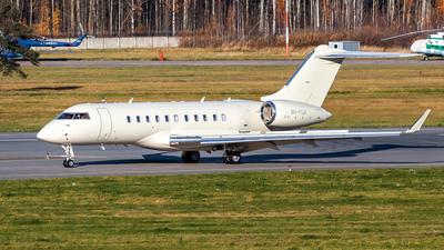 9H-FLN - Bombardier BD-700-1A11 Global 5000 - Albinati Aviation