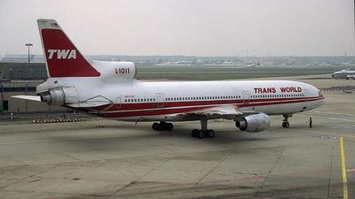 N81026 - Lockheed L-1011-100 Tristar - Trans World Airlines (TWA)