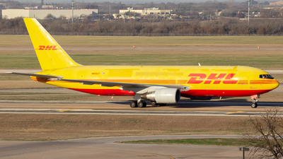 A picture of N656GT - Boeing 767281(BDSF) - DHL - © Centex Spotter