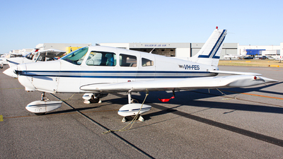 A picture of VHFES - Piper PA28161 - [288216015] - © HillsJayden