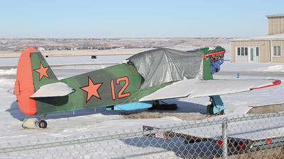 C-FLGP - Yakovlev 1 M2 - Private