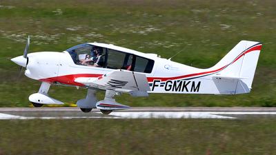 F-GMKM - Robin DR400/140B Dauphin - Private