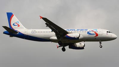 VQ-BGI - Airbus A320-232 - Ural Airlines