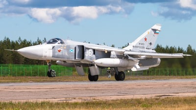 RF-90771 - Sukhoi Su-24M Fencer D - Russia - Air Force