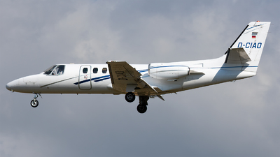 D-CIAO - Cessna 550 Citation II - Private