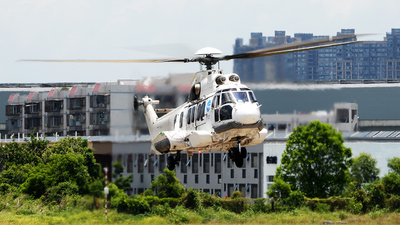 B-707J - Airbus Helicopters H225LP - China Offshore Helicopter Service Corporation (COHC)