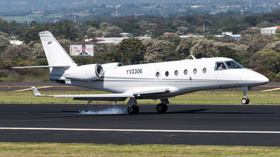 YV3306 - Gulfstream G150 - Private