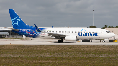 A picture of CGTQJ - Boeing 7378Q8 - [30631] - © Mark Lawrence