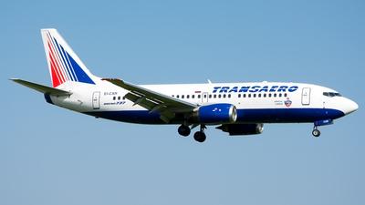 EI-CXR - Boeing 737-329 - Transaero Airlines