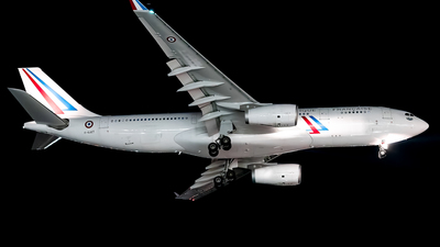 1657 - Airbus A330-243 - France - Air Force