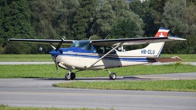 HB-CLU - Cessna R182 Skylane RG II - Private