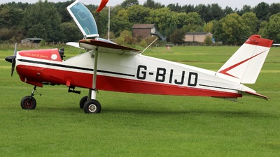 G-BIJD - Bolkow Bo208C Junior - Private
