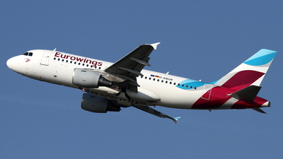 D-ABGR - Airbus A319-112 - Eurowings (Air Berlin)
