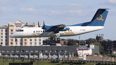 A picture of CGJNL - De Havilland Canada Dash 8300 - Hydro Quebec - © Hongyu Wang