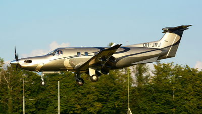 OH-JRJ - Pilatus PC-12/47E - Fly 7 Executive Aviation