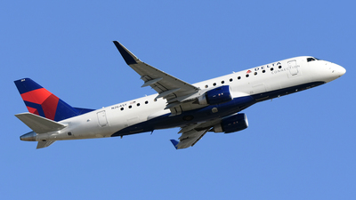 A picture of N264SY - Embraer E175LR - Delta Air Lines - © DJ Reed - OPShots Photo Team