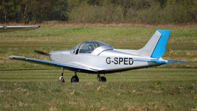 G-SPED - Alpi Pioneer 300 - Private