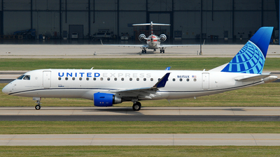N615UX - Embraer 170-200LL - United Express (SkyWest Airlines)