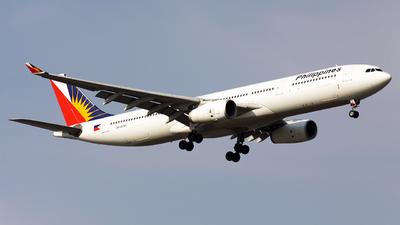 RP-C8763 - Airbus A330-343 - Philippine Airlines