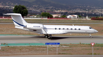 N550DR - Gulfstream G-V(SP) - Private