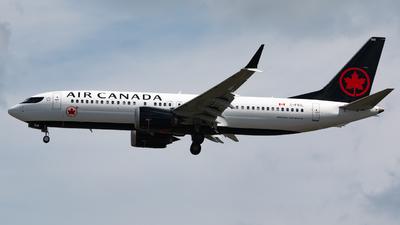 C-FSIL - Boeing 737-8 MAX - Air Canada