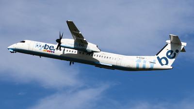 G-ECOP - Bombardier Dash 8-Q402 - Flybe