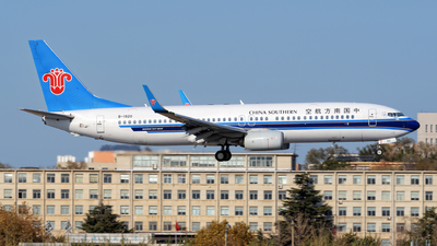 B-1920 - Boeing 737-86N - China Southern Airlines