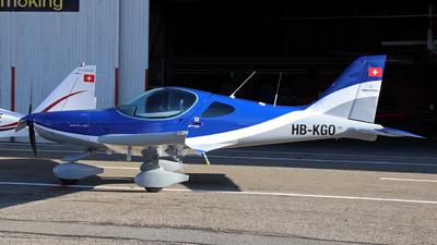 A picture of HBKGO - BRM Aero Bristell - [0022021] - © Mischa Kafader