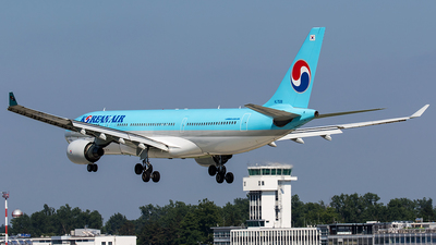 HL7538 - Airbus A330-223 - Korean Air