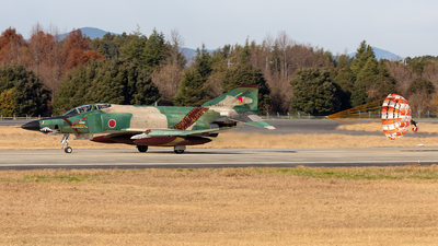 57-6907 - McDonnell Douglas RF-4E Kai Phantom II - Japan - Air Self Defence Force (JASDF)