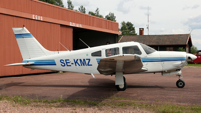 SE-KMZ - Piper PA-28R-201 Cherokee Arrow III - Private