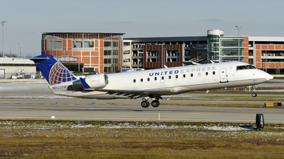A picture of N905SW - Bombardier CRJ200LR - United Airlines - © DJ Reed - OPShots Photo Team