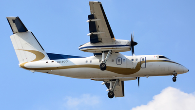 XC-BCO - Bombardier Dash 8-Q201 - Mexico - Government