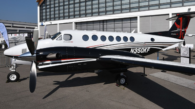 N350KF - Beechcraft B300 King Air 350i - Textron Aviation Inc.