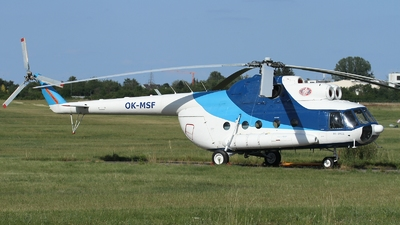 OK-MSF - Mil Mi-8MSB Hip - Private