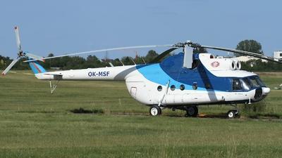 A picture of OKMSF - Mil Mi8 MSB - [9744312] - © AL-Alan Lebeda