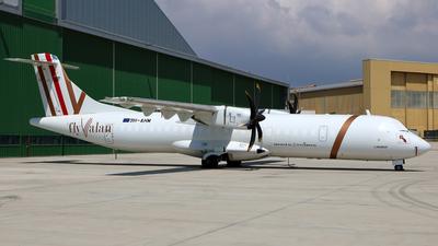 9H-AHM - ATR 72-212A(500) - Fly Valan