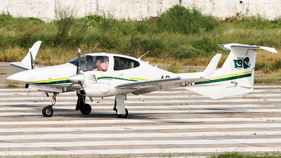 AP-BMR - Diamond DA-42 Twin Star - Hybrid Aviation