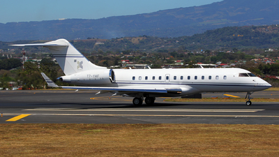 T7-YMF - Bombardier BD-700-1A11 Global 5000 - Private