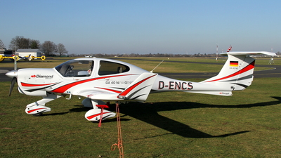D-ENCS - Diamond DA-40NG Diamond Star - Private