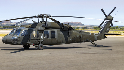 12-20545 - Sikorsky HH-60M Blackhawk - United States - US Army