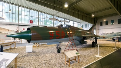 950 - Mikoyan-Gurevich MiG-21PF Fishbed - German Democratic Republic - Air Force