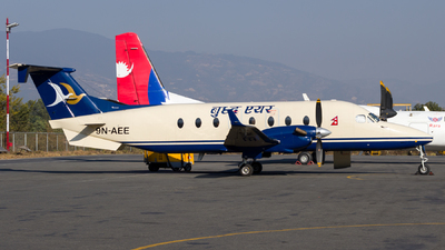 9N-AEE - Beech 1900D - Buddha Air