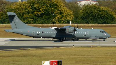 A picture of MM62279 - ATR P72A MPA -  - © Menyhért Bence