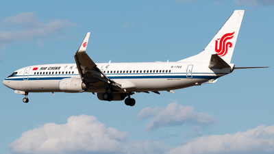 B-1764 - Boeing 737-89L - Air China