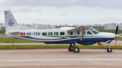 HB-TEN - Cessna 208B Grand Caravan EX - Swiss Flight Services (SFS)