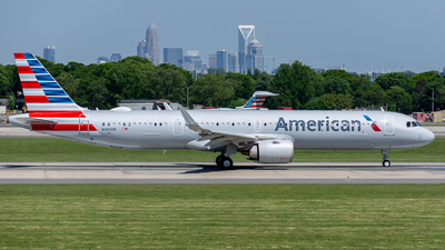 N401AN - Airbus A321-253NX - American Airlines