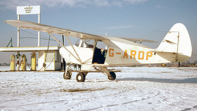 G-ARDP - Piper PA-22-125 Tri-Pacer - Private